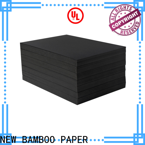 industry-leading thick black cardboard black order now for shopping bag