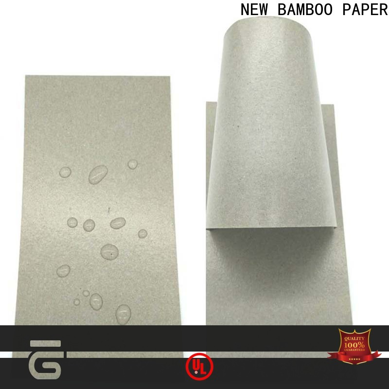 NEW BAMBOO PAPER high-quality one side pe coated paper price order now for trash cans