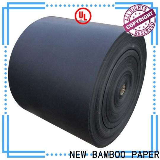 NEW BAMBOO PAPER scientific black cardboard sheets free quote for photo frame