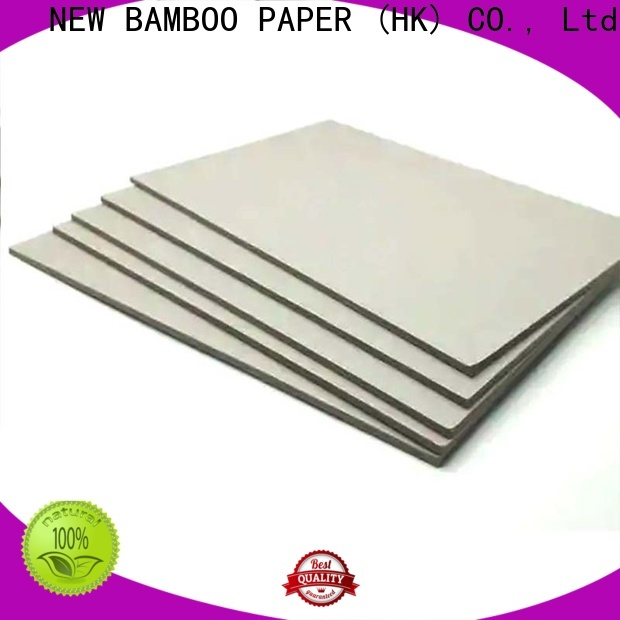 NEW BAMBOO PAPER inexpensive grey board paper buy now for hardcover books