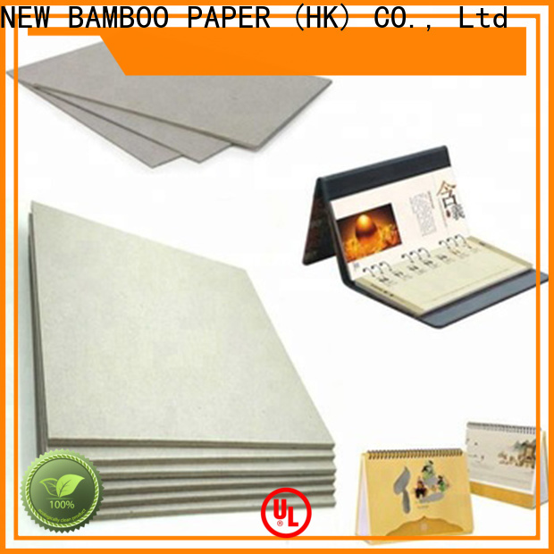 nice advantages of grey board chipboard bulk production for folder covers