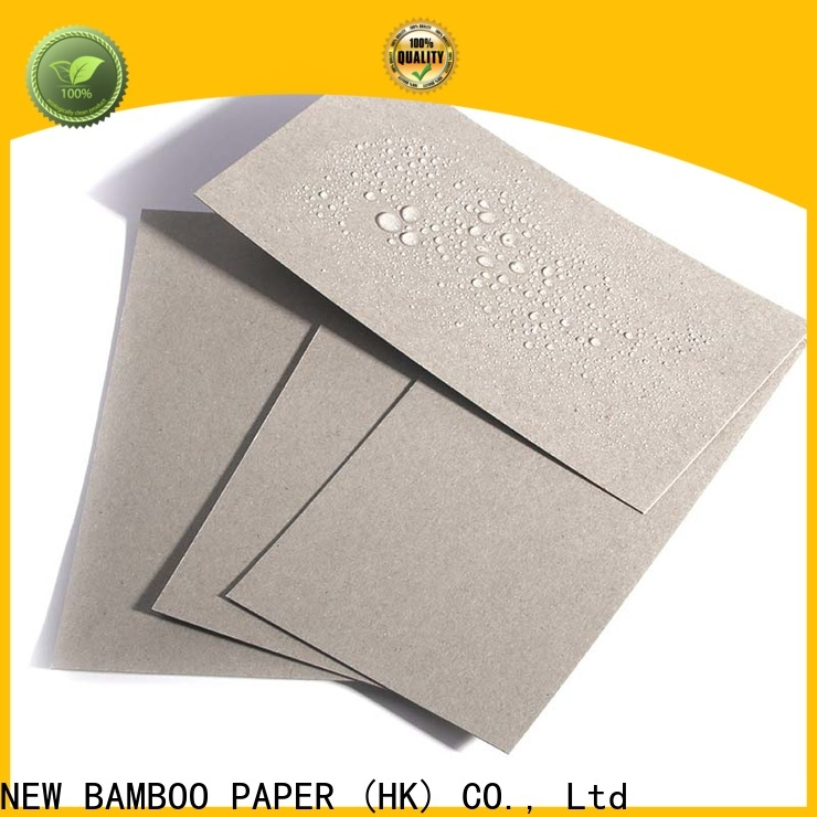 durable poly coated cardboard board widely-use for sheds packaging
