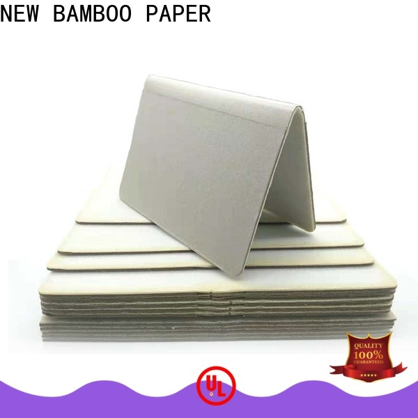 NEW BAMBOO PAPER side thick foam board at discount for shirt accessories