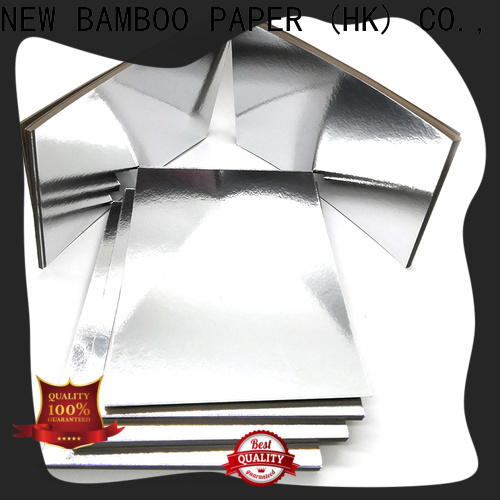 NEW BAMBOO PAPER newly Cake Board Manufacturers free design for stationery