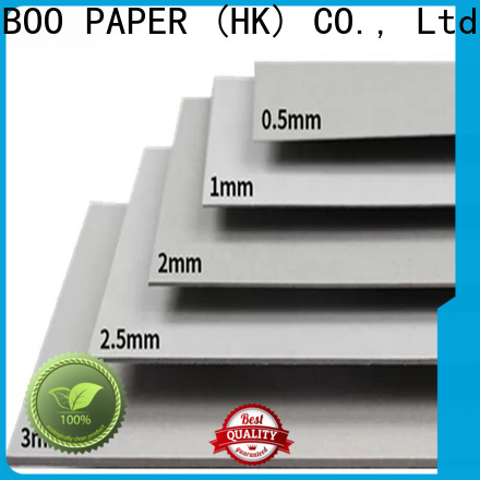 NEW BAMBOO PAPER superior cardboard paper for wholesale for arch files
