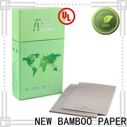 NEW BAMBOO PAPER chipboard straw board paper inquire now for boxes