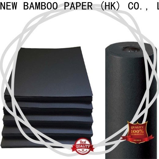NEW BAMBOO PAPER useful black paper sheet long-term-use for photo album