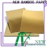 NEW BAMBOO PAPER excellent gold cardboard free design