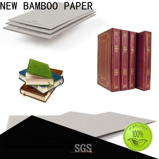 NEW BAMBOO PAPER professional straw board paper factory price for folder covers