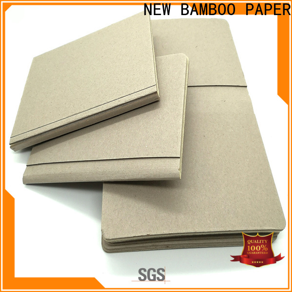 NEW BAMBOO PAPER good-package foam poster board from manufacturer for desk calendars