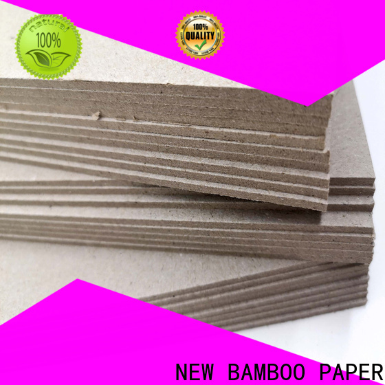 NEW BAMBOO PAPER fine- quality grey board uses free design for hardcover books