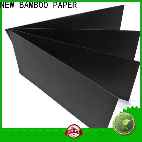 NEW BAMBOO PAPER chip large roll of black paper widely-use for photo frames