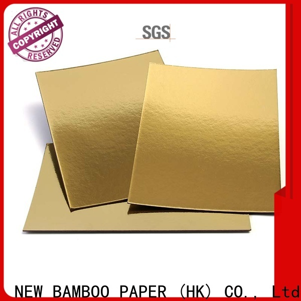 good-package silver cake board board free design for gift boxes