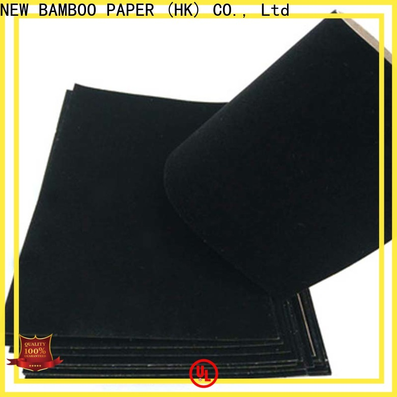 new-arrival flocked paper wholesale usage wholesale for paper bags