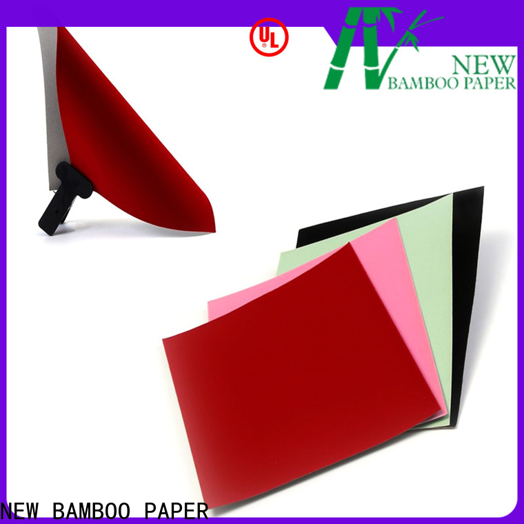 fantastic  flocking paper sheet cover  manufacturer for gift box binding
