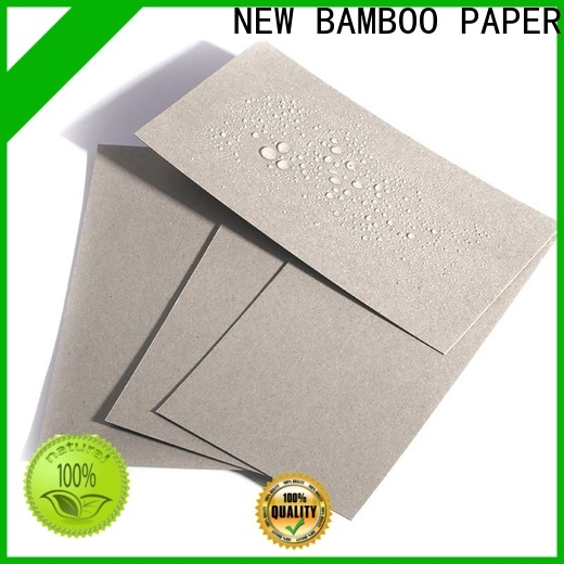 NEW BAMBOO PAPER sides Temporary Floor Protection Paper vendor for waterproof items