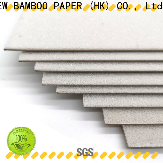NEW BAMBOO PAPER nice foam board sizes bulk production for desk calendars