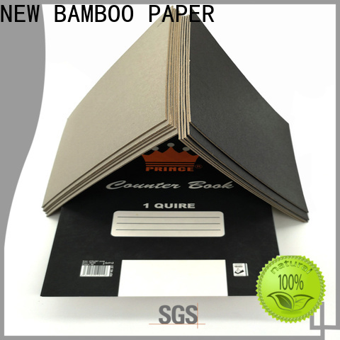 new-arrival black backing paper paperboard supplier for photo album