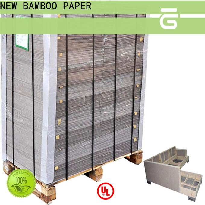 NEW BAMBOO PAPER useful grey paperboard for arch files