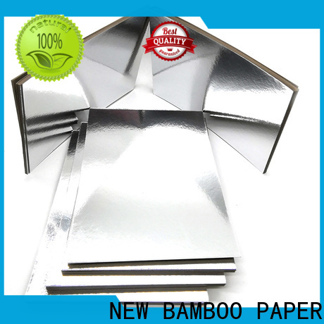 NEW BAMBOO PAPER excellent Cake Board factory from manufacturer for stationery