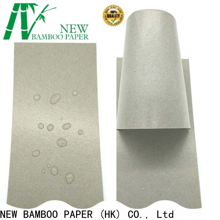 NEW BAMBOO PAPER commercial what is pe coated paper for waterproof items