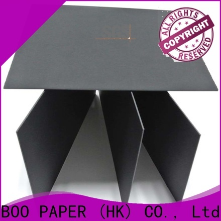 NEW BAMBOO PAPER high-quality a1 cardboard sheet factory price for packaging