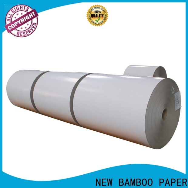NEW BAMBOO PAPER hot-sale white cardboard sheets order now for box packaging