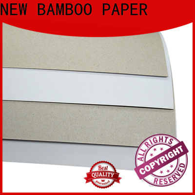 inexpensive white cardboard paper price packaging factory price for cereal boxes
