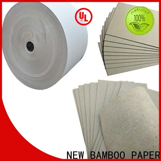 NEW BAMBOO PAPER useful laminated grey board check now for arch files