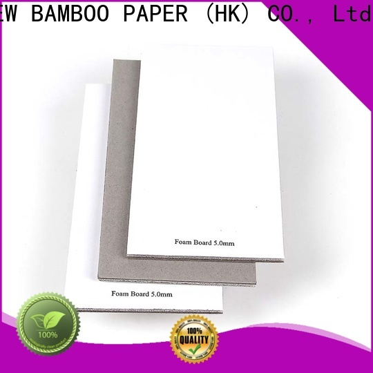 nice paper laminated foam board one at discount for arch files