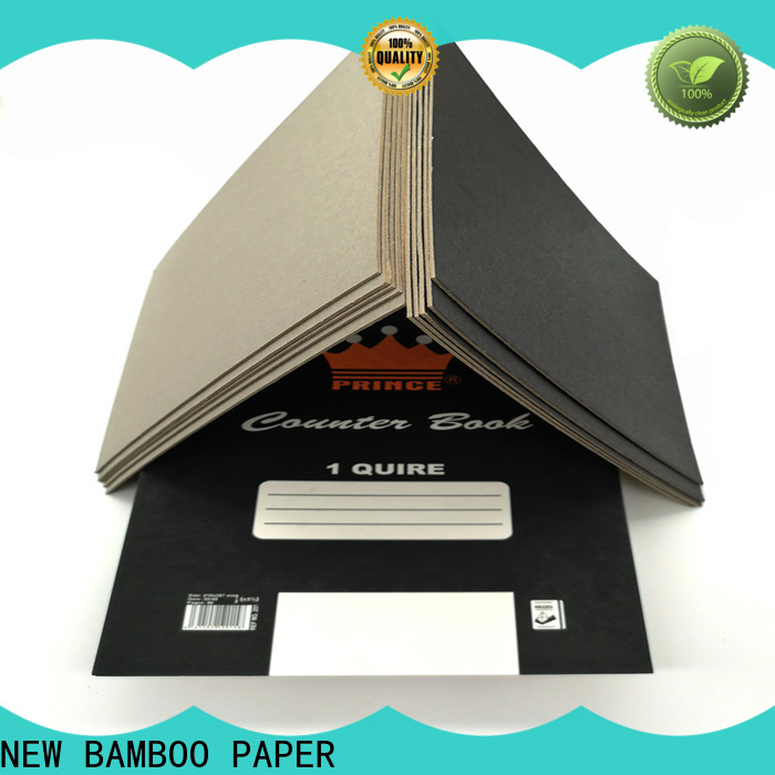 NEW BAMBOO PAPER new-arrival black chipboard supplier for photo frame