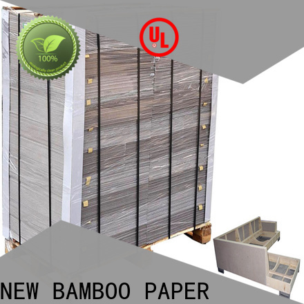 NEW BAMBOO PAPER unbleached buy grey board from manufacturer for hardcover books
