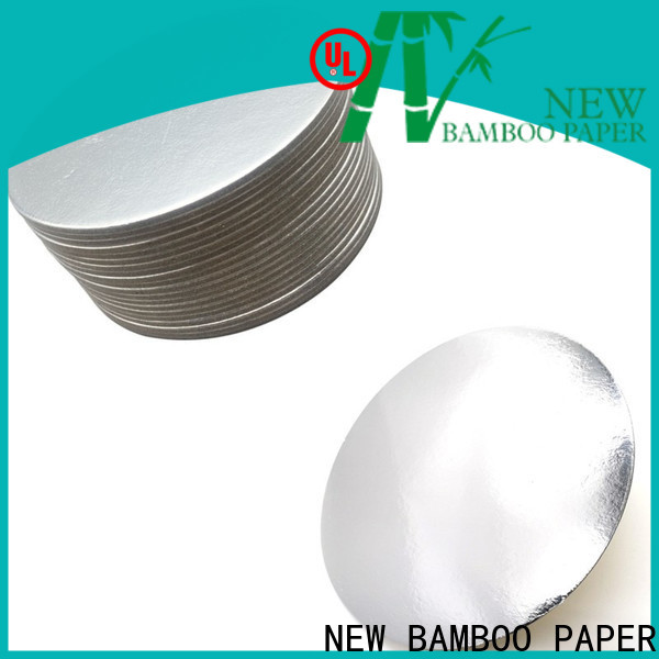 NEW BAMBOO PAPER base uncoated paperboard for wholesale for paper bags
