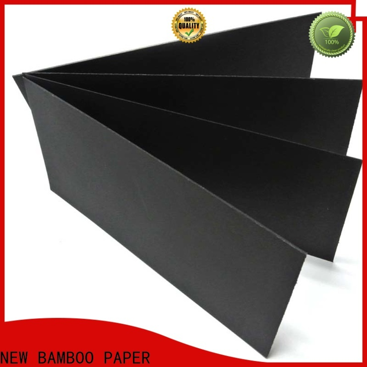 custom black corrugated cardboard sheets friendly effectively for photo albums