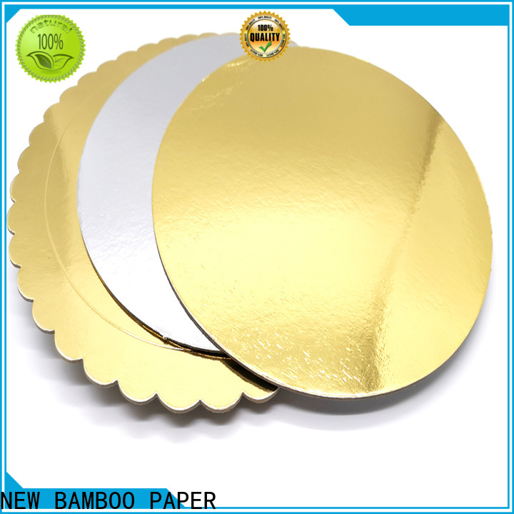 NEW BAMBOO PAPER grade corrugated cardboard sheets for crafts at discount for cake board