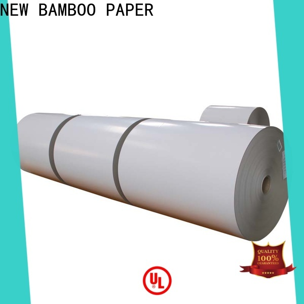 NEW BAMBOO PAPER duplex what is duplex board from manufacturer for box packaging