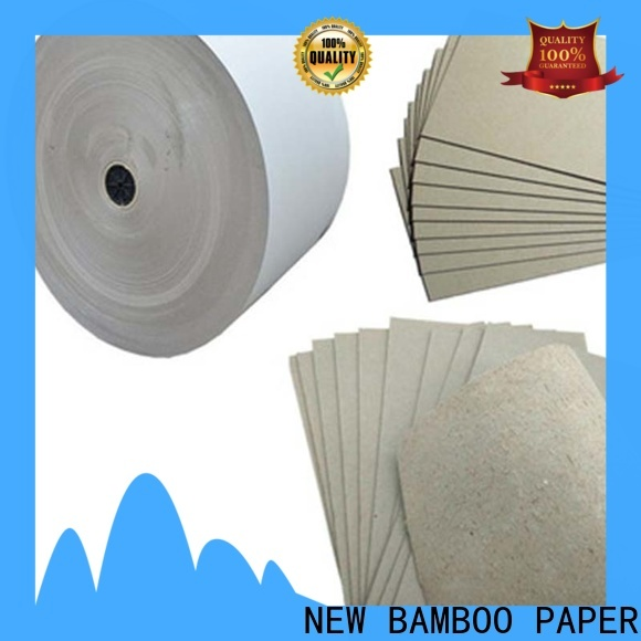 NEW BAMBOO PAPER good-package vellum board bulk production for photo frames
