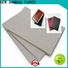 NEW BAMBOO PAPER boxes laminated cardboard bulk production for folder covers