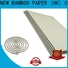 NEW BAMBOO PAPER cover grey board sheets check now for packaging