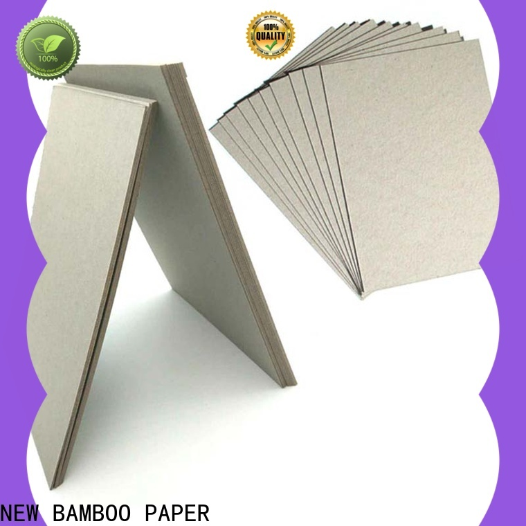 custom grey board thickness cardboard free design for book covers