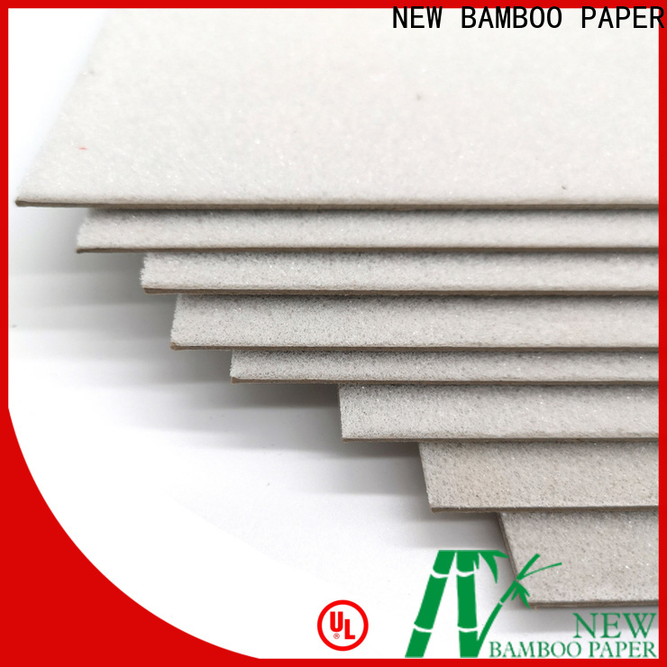 NEW BAMBOO PAPER sponge foam board sizes for wholesale for hardcover books