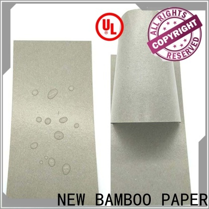 NEW BAMBOO PAPER commercial 2 ply cardboard sheets bulk production for sheds packaging