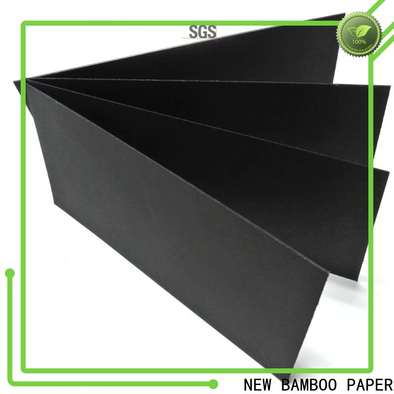 NEW BAMBOO PAPER new-arrival 2m cardboard sheets supply for notebook covers