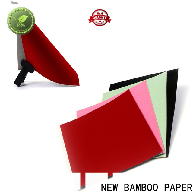 NEW BAMBOO PAPER usage solid paper board producer for paper bags