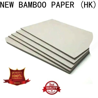 NEW BAMBOO PAPER quality hard cardboard sheets buy now for hardcover books