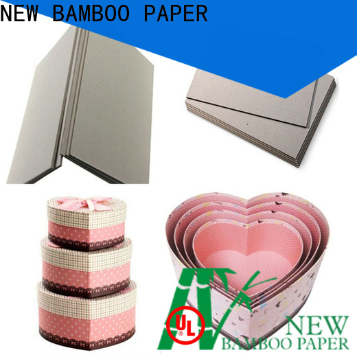NEW BAMBOO PAPER superior vellum board bulk production for arch files