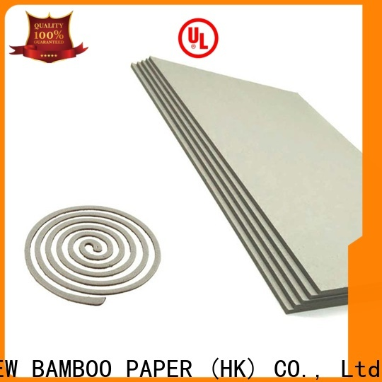 NEW BAMBOO PAPER quality cardboard paper buy now for folder covers