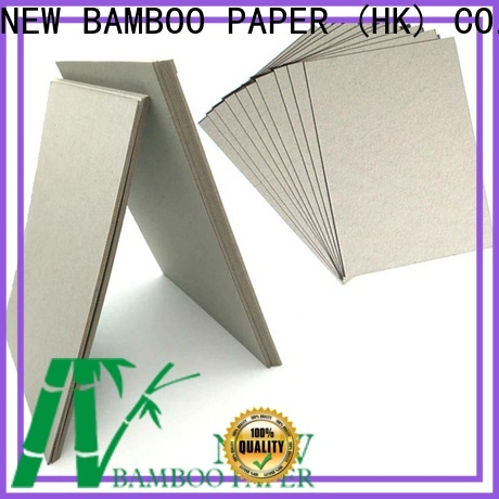 NEW BAMBOO PAPER sheets grey board for sale free design for book covers