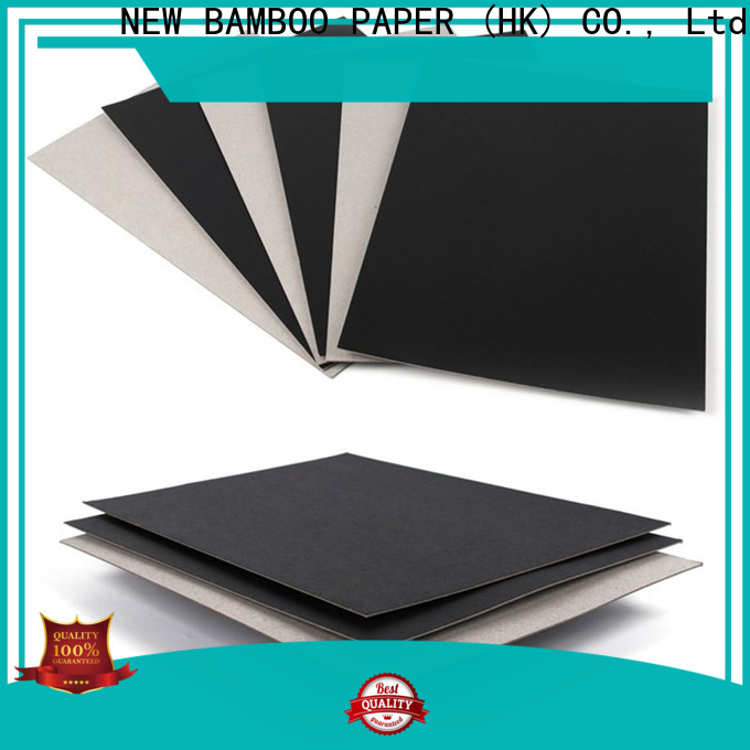 custom thick paper board type factory for hardcover books
