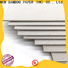 NEW BAMBOO PAPER coated thick foam board free design for stationery
